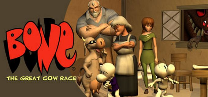 Bone: The Great Cow Race Free Download