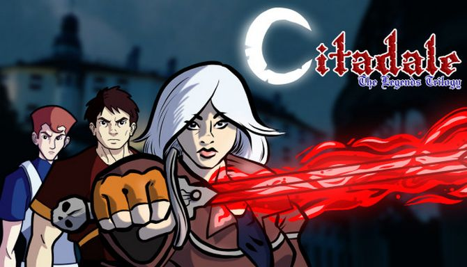 Citadale: The Legends Trilogy Free Download