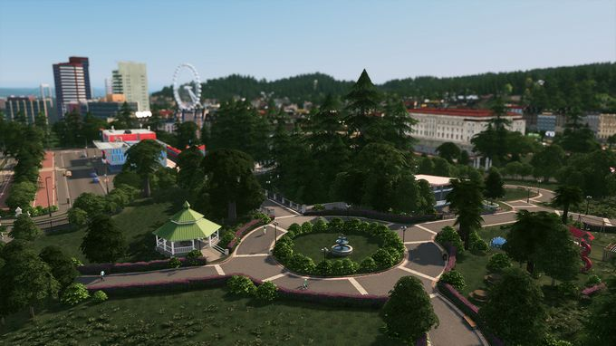 Cities: Skylines - Parklife PC Crack