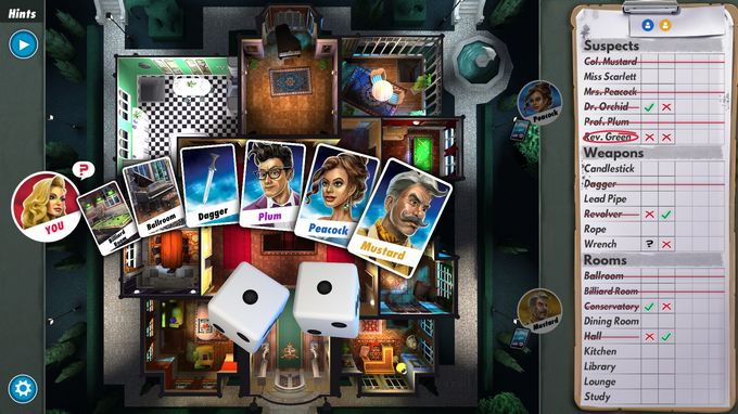 Clue/Cluedo: The Classic Mystery Game Torrent Download