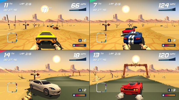 Horizon Chase Turbo PC Crack