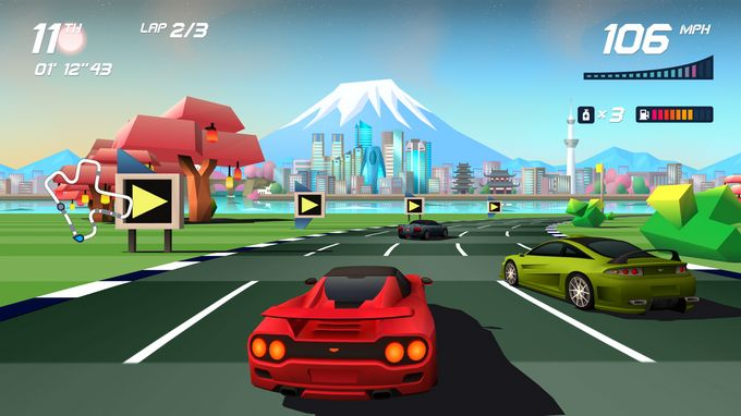 Horizon Chase Turbo Torrent Download