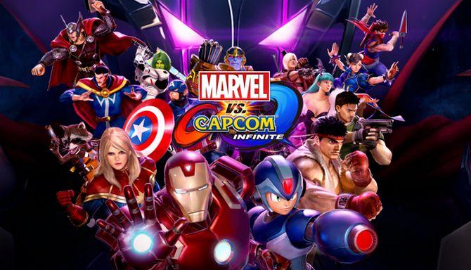 Marvel vs. Capcom: Infinite Free Download