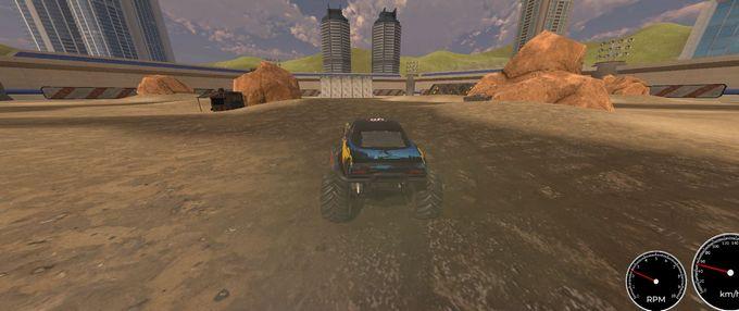 Monster Truck Drive PC Crack