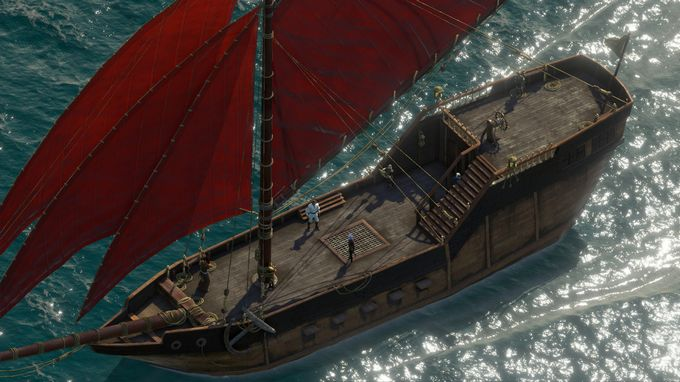 Pillars of Eternity II: Deadfire PC Crack