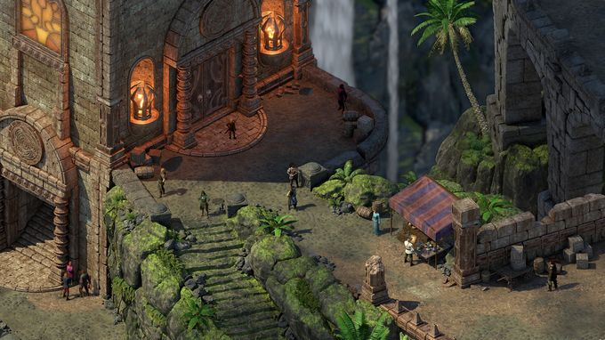 Pillars of Eternity II: Deadfire Torrent Download