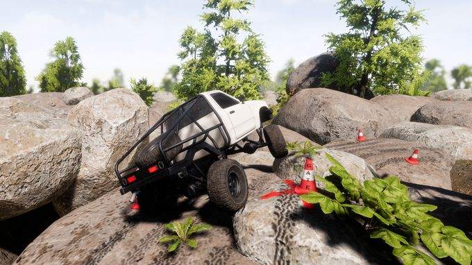 Pure Rock Crawling PC Crack