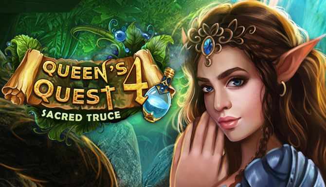 Queen's Quest 4: Sacred Truce Free Download