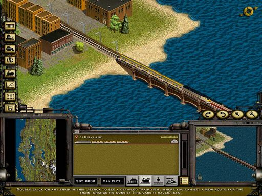 Railroad Tycoon II Platinum Free Download « IGGGAMES