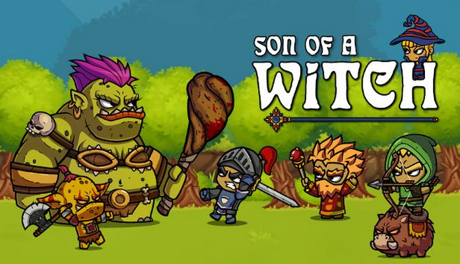Son Of A Witch Pdf