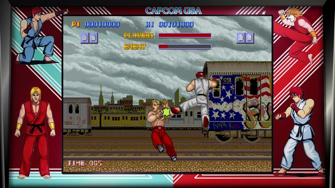 Street Fighter 30th Anniversary Collection PC Crack