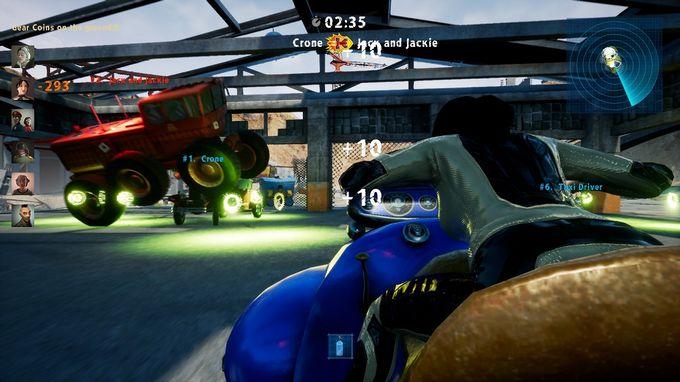 Resultado de imagen para the great race game 2018