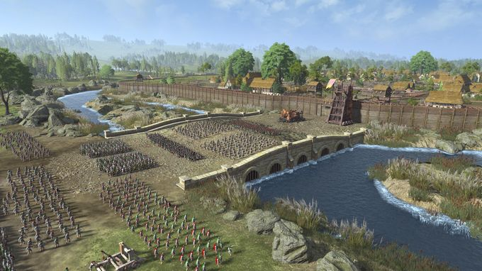 Total War Saga: Thrones of Britannia PC Crack