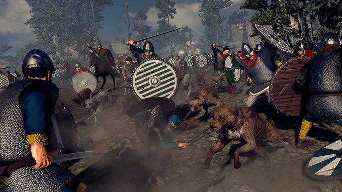 Total War Saga: Thrones of Britannia Torrent Download