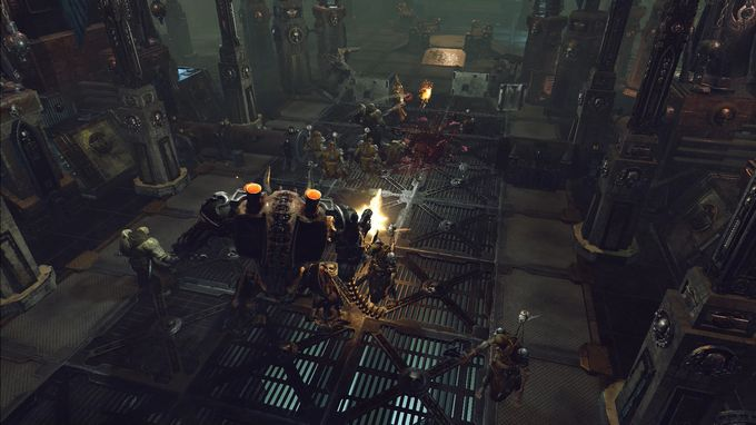 Warhammer 40,000: Inquisitor - Martyr Torrent Download