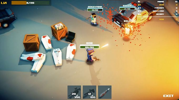 BATTLE ZOMBIE SHOOTER: SURVIVAL OF THE DEAD PC Crack