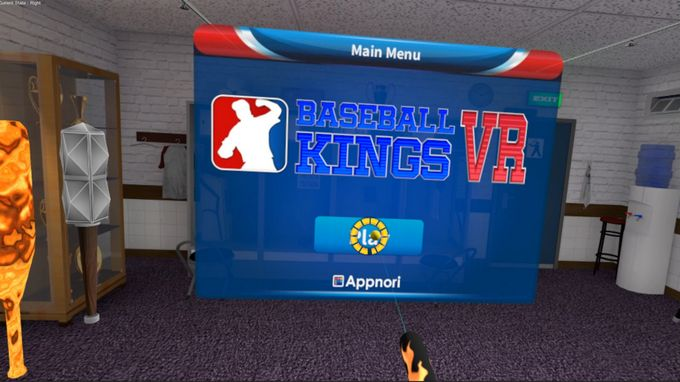 Baseball Kings VR PC Crack