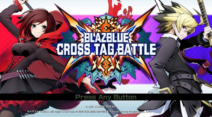 BlazBlue: Cross Tag Battle PC Crack