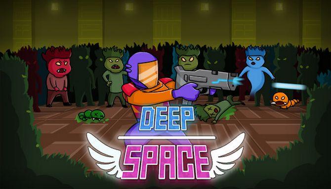DEEP SPACE | Space-Platformer Free Download