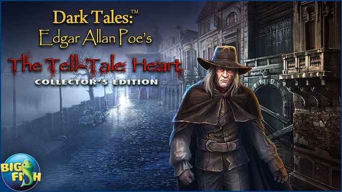 Dark Tales: Edgar Allan Poe's The Tell-tale Heart Free Download