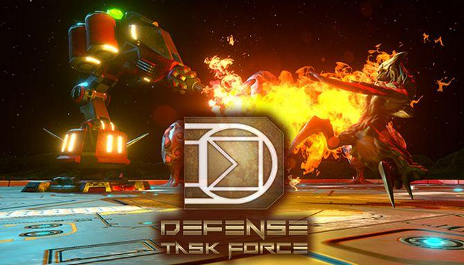 Defense Task Force – Sci Fi Tower Defense Game