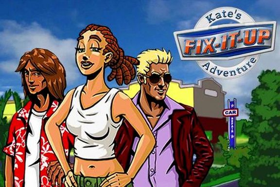 Fix-it-up: Kate's Adventure Free Download