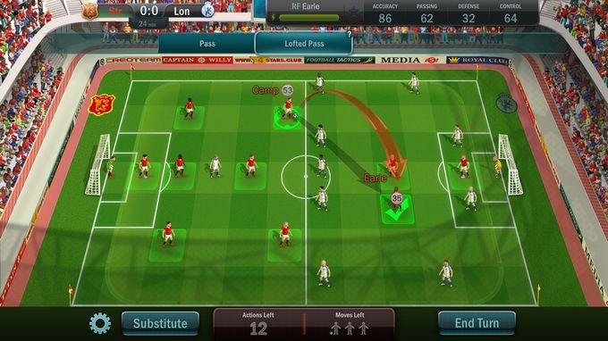 Football, Tactics & Glory PC Crack