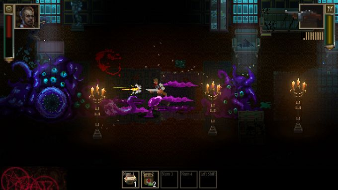 Lovecraft's Untold Stories Game