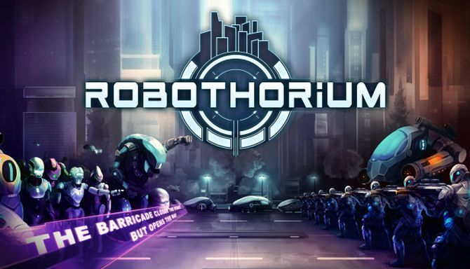 Robothorium: Sci-fi Dungeon Crawler Free Download « IGGGAMES