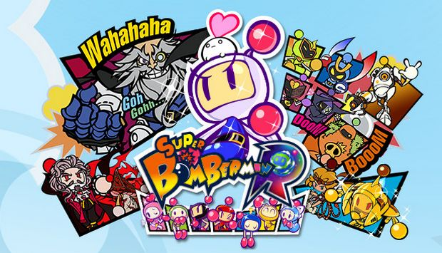 Super Bomberman R Free Download