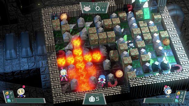 Super Bomberman R Free Download (v2 1 1) « IGGGAMES