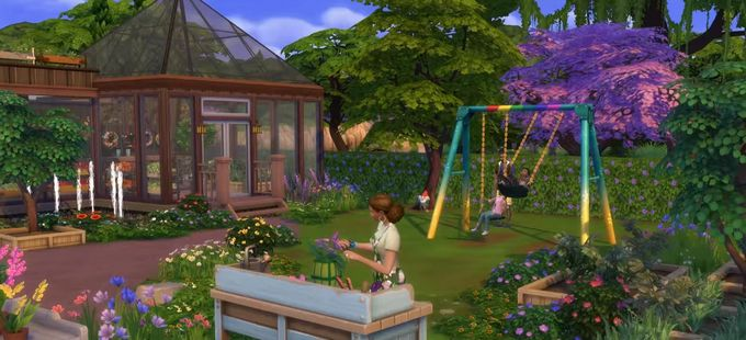 The Sims 4 Seasons Game (v1.44.83.1020 & ALL DLC)