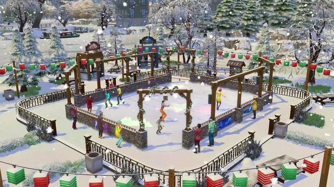 The Sims 4 Seasons Game (v1.44.83.1020 & ALL DLC)