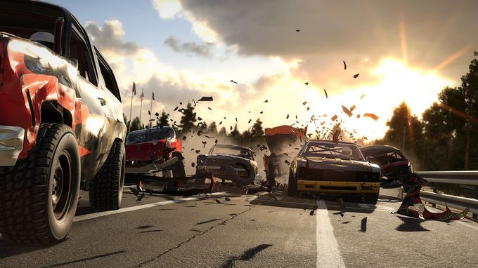 Wreckfest PC Crack