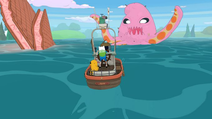 Adventure Time: Pirates of the Enchiridion PC Crack