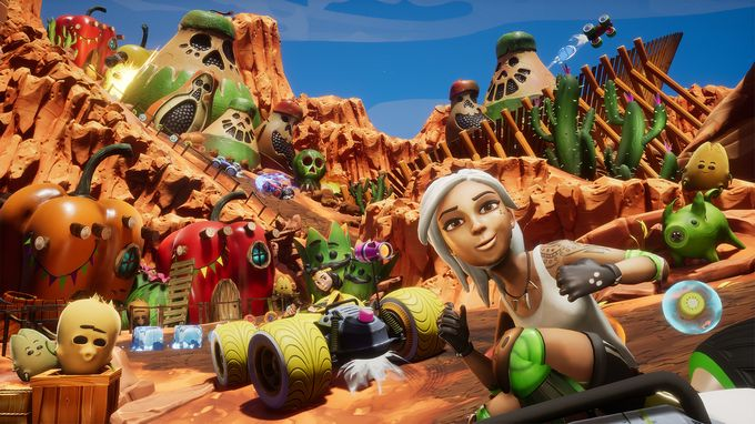 All-Star Fruit Racing Torrent Download