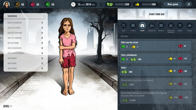 Ashley: The Story Of Survival Torrent Download