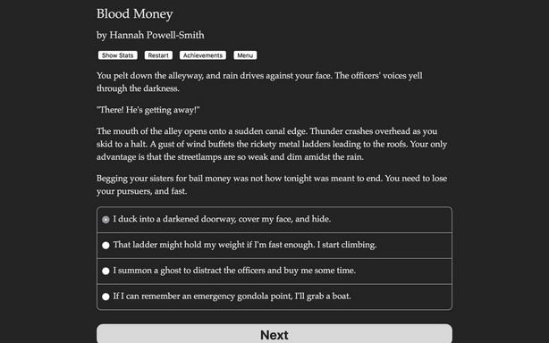 Blood Money PC Crack