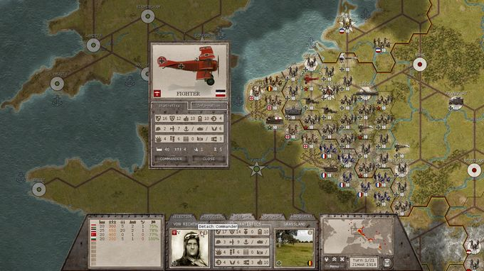 Commander: The Great War Torrent Download
