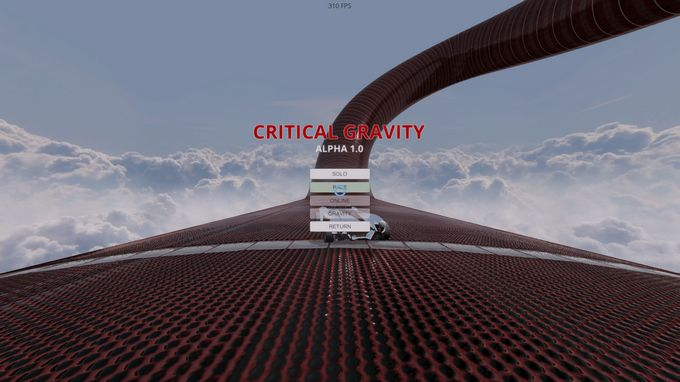 Critical Gravity PC Crack