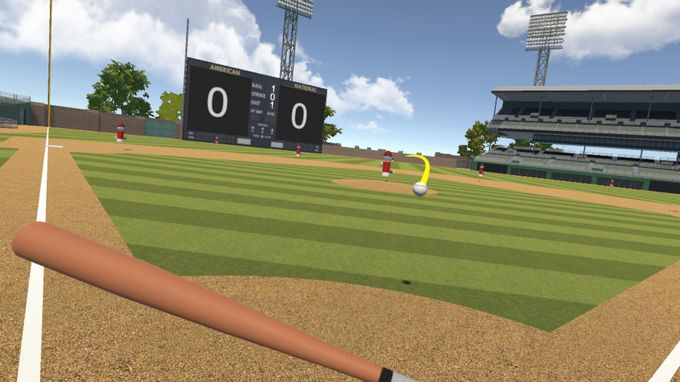 Double Play: 2-Player VR Baseball PC Crack
