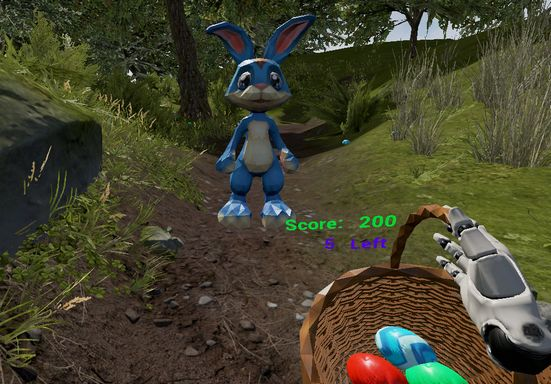 EGG HUNT VR PC Crack