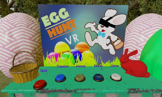 EGG HUNT VR Torrent Download