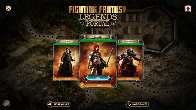 Fighting Fantasy Legends Portal PC Crack