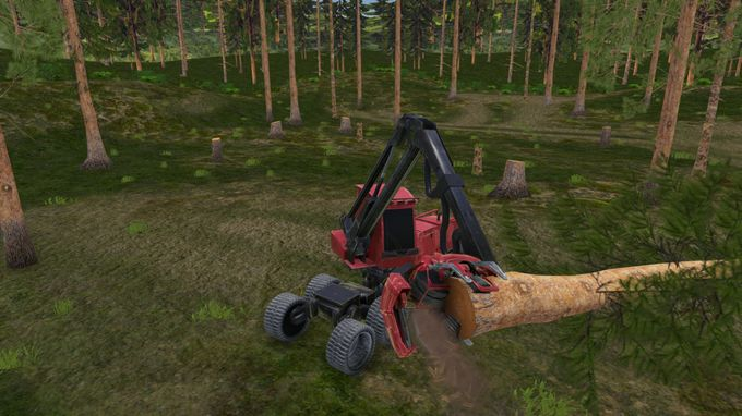 Forest Harvester Simulator Torrent Download