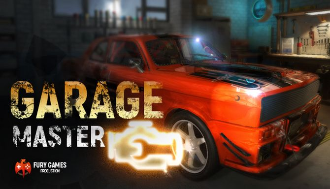 Garage Master 2018 Free Download