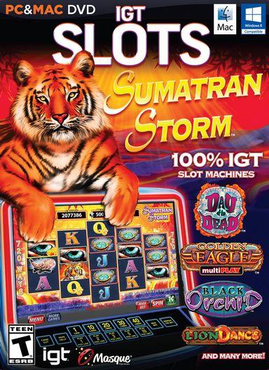 IGT Slots: Sumatran Storm Free Download