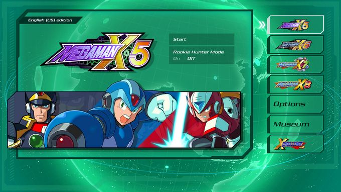 Mega Man X Legacy Collection 2 PC Crack