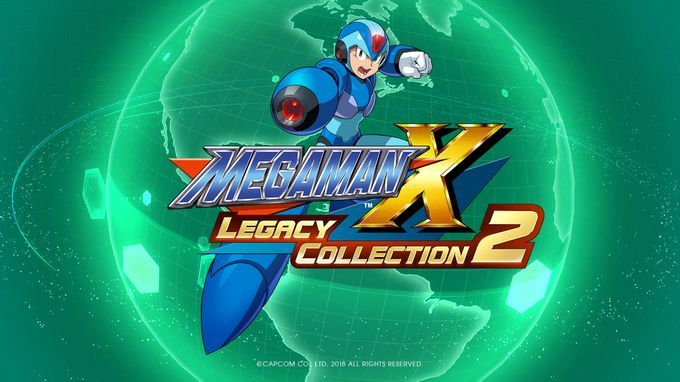 Mega Man X Legacy Collection 2 Free Download « IGGGAMES