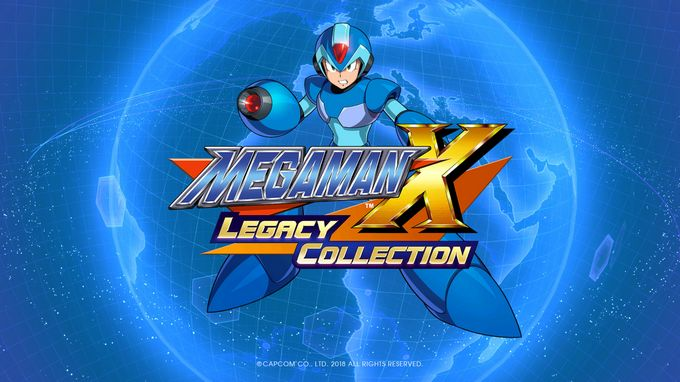 Mega Man X Legacy Collection Free Download « IGGGAMES